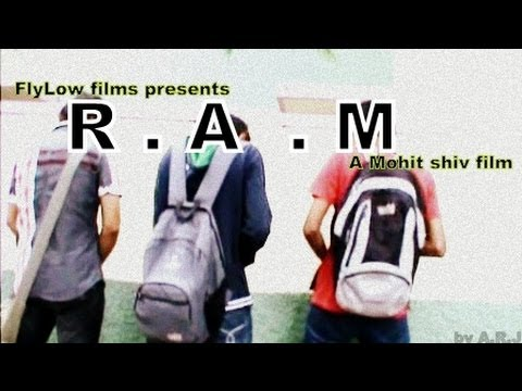 R.A.M - A Kannada Short movie (First Look)-A Trailer by Akash...