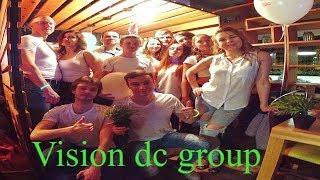 """живое выступление участников. """"Vision dc group"""" с номером """"Romantic""""! в AnyDay"""