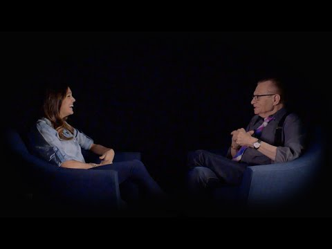 Garbage Time with Katie Nolan: Larry King Special