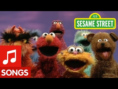 Sesame Street - You Tickle Me