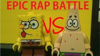 Lego Spongebob Episode 71: Epic Rap Battles of Spongebob