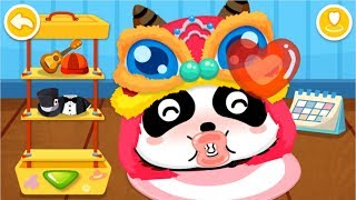 Baby Panda Care Game For Kids - Fun App GamePlay Video - Educational Game For Toddlers by BabyBus