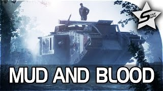Battlefield 1 Single Player Gameplay - Through Mud and Blood Part 1 -
