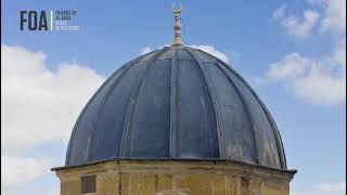 Video: Tour of Muhammad's Dome, Jerusalem - LoveAqsa