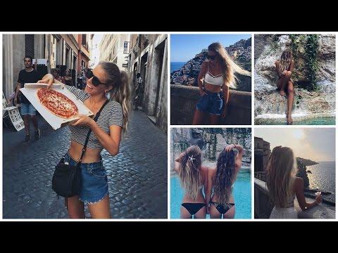 Sorrento, Amalfi & Rome, Italy! // July 2015
