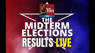 🚨URGENT Midterm Election Results: Election Night Results for House and Senate