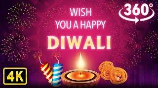 Happy Diwali 2016 (4K)   360 Degree Video   Diwali Special   Chellame Chellam
