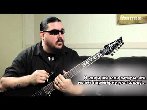 Мик Томсон (Slipknot) рассказывает о своем Ibanez MTM100