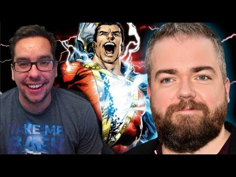 David F. Sandberg Talks Shazam! Humor Not Having Quippy One-Liners