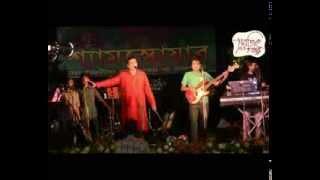 Akash Ta Kanpchilo  - Shyamsquare -  MahaPanchami Show