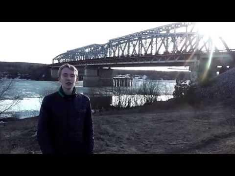 Экскурсия по г.Луза Кировской области