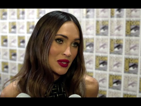 Comic Con 2014 - Megan Fox, Brad Fuller, Andrew Form & Jonathan Liebesman Interview (2014) TMNT HD