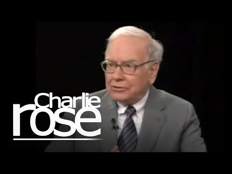 An Exclusive Hour with Warren Buffett and... | Charlie Rose