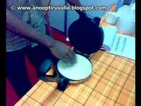 Chappathi Maker Demo