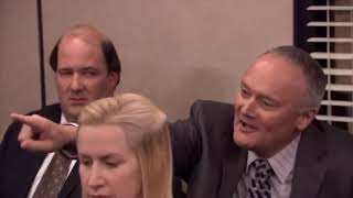 the office cpr scene my version