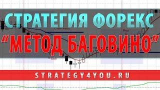 """Стратегия форекс """"Метод Баговино"""""""