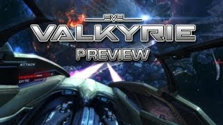EVE Valkyrie: Unreal Engine 4 - Preview