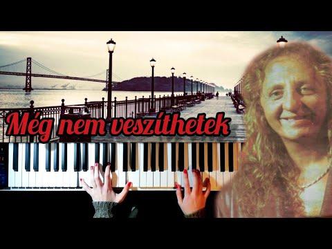 Zámbó Jimmy - Még nem veszíthetek | Zongora feldolgozás (Piano cover)