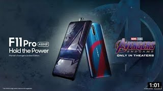 OPPO F11 Pro Teardown || OPP F11 Pro Display Replace || OPPO F11 Pro Back Cover Panel || AMS - Hindi