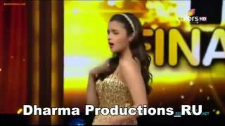 Alia bhatt dances on bahara bahara