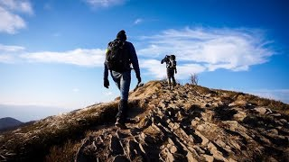 Smerek Mountain Bieszczady Hiking Trip Day 2
