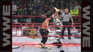 3 Count vs. Brian Knobbs: WCW Hardcore Championship - Nitro, Feb. 28, 2000