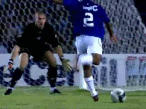 Cruzeiro 5 x 0 Atlético MG - Narração Rádio Itatiaia - Campeonato Mineiro 2009