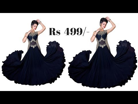 Buy best gown for Indian wedding fashion / Buy Lehenga at very cheap rates / retail rate !!!