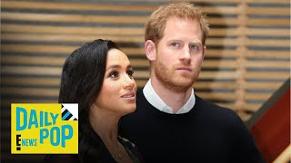 Prince Harry & Meghan Markle Tick Off British Tabloids   Daily Pop   E! News