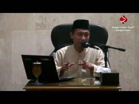 Utang Dalam Islam - Ustadz Ammi Nur Baits, Lc