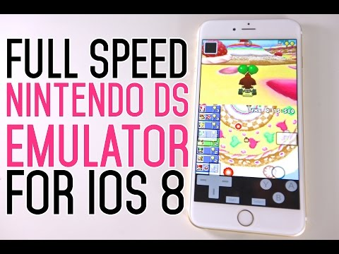 How To Install Full Speed Nintendo DS Emulator on iOS 8 - nds4ios 8.1.1 & 8.1