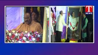 TRS Leaders Speech at Dasarathi Krishnamacharya Birth Anniversary celebrations Telugu