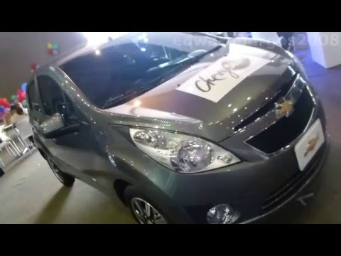 Chevrolet Spark GT 2014 video versión Colombia
