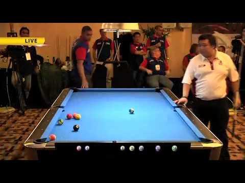 Elwein (Jakarta) vs Pontus (Bangkok)