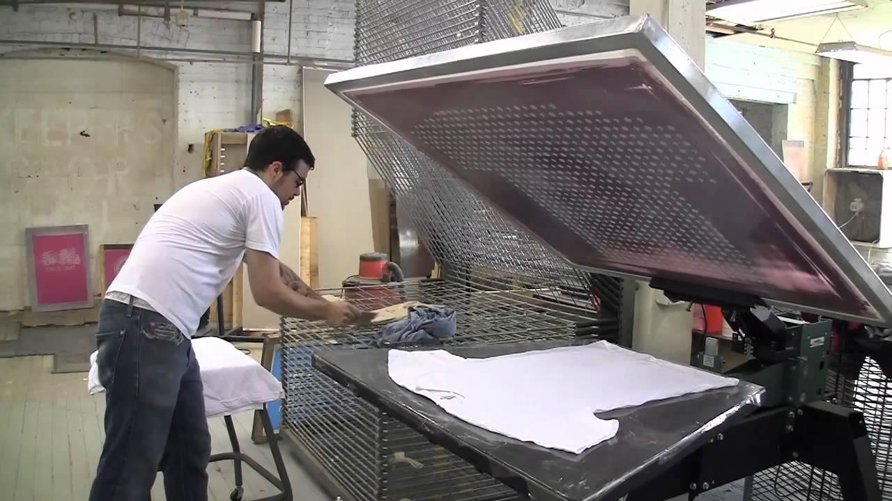 Press Screen Printing Www