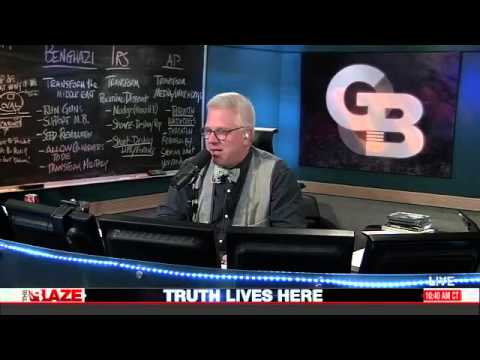 Glenn Was Audited By IRS - TheBlazeTV - The Glenn Beck Radio Program - 2013.05.16