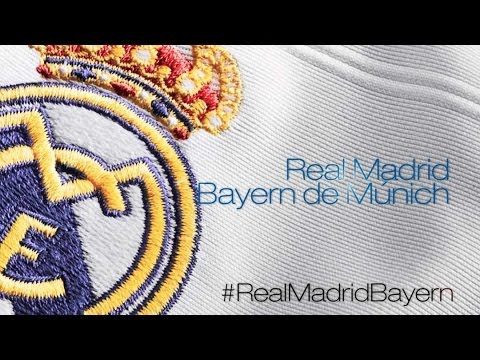 ONCE INICIAL / LINE-UP: Real Madrid-Bayern Munich