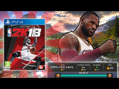 IMMORTALIZED IN NBA 2K18 + NBA LIVE 18 SCREENSHOTS + LIVE 16 FROM 2 YEARS AGO (LIVE 16 - 18)
