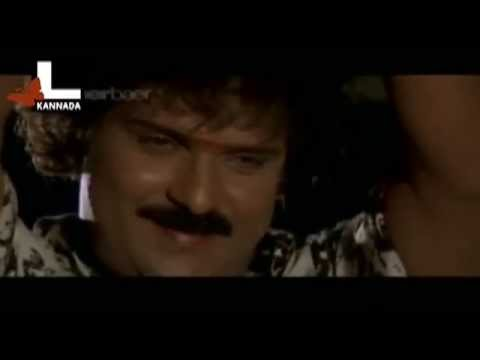 Ravichandran And Girl At Night | Malla | Kannada Movie Scene video