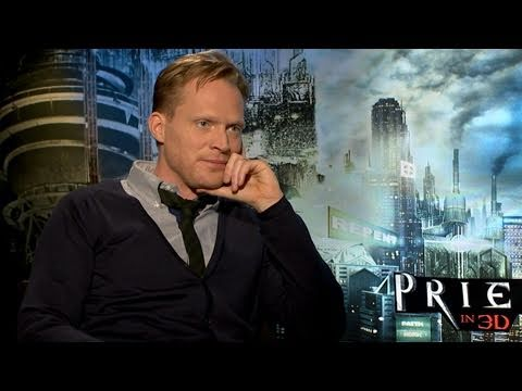 'Priest' Interview: Paul Bettany