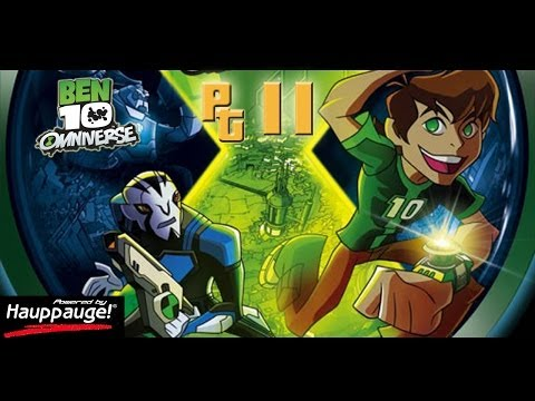Ben 10 Omniverse - Pt11 - Two Malwares ... No Waiting FINAL - Gameplay xbox 360