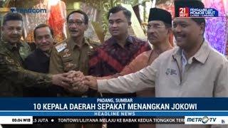 Download Lagu Deklarasi Dukung Jokowi Ma'ruf : 10 Kepala Daerah Sumatera Barat Siap Menangkan Jokowi-Ma'ruf Gratis STAFABAND