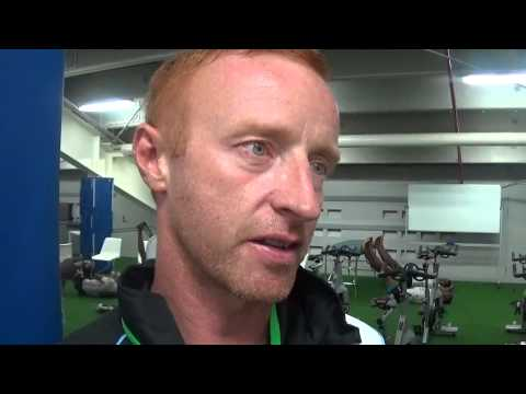 Interview with Fiji Rugby 7s coach Ben Ryan after Fiji v Australia at the gold Coast 7s 2014