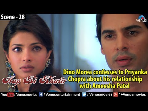Dino Morea tells Priyanka Chopra about his Relationship with Amisha Patel (Aap ki Khatir)