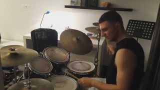 Video Gojira - Vacuity (Drum Cover by
