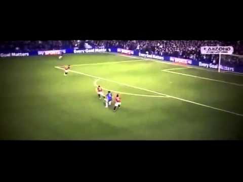 Anderson Man Utd skills