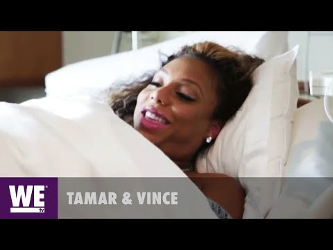 Tamar & Vince | 'Give Me the Epidural' Song | WE tv
