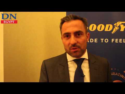Egypt's market most strategic in region: Goodyear Tires General Manager