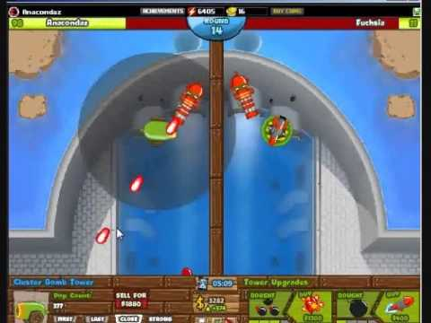 Bloons TD Battles #81: EPIC Hydro Dam Strategy!