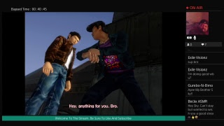 Shenmue Remaster Livestream Getting That Ticket And More Part 5